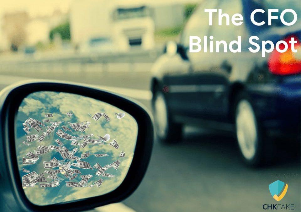 The CFO Blind Spot