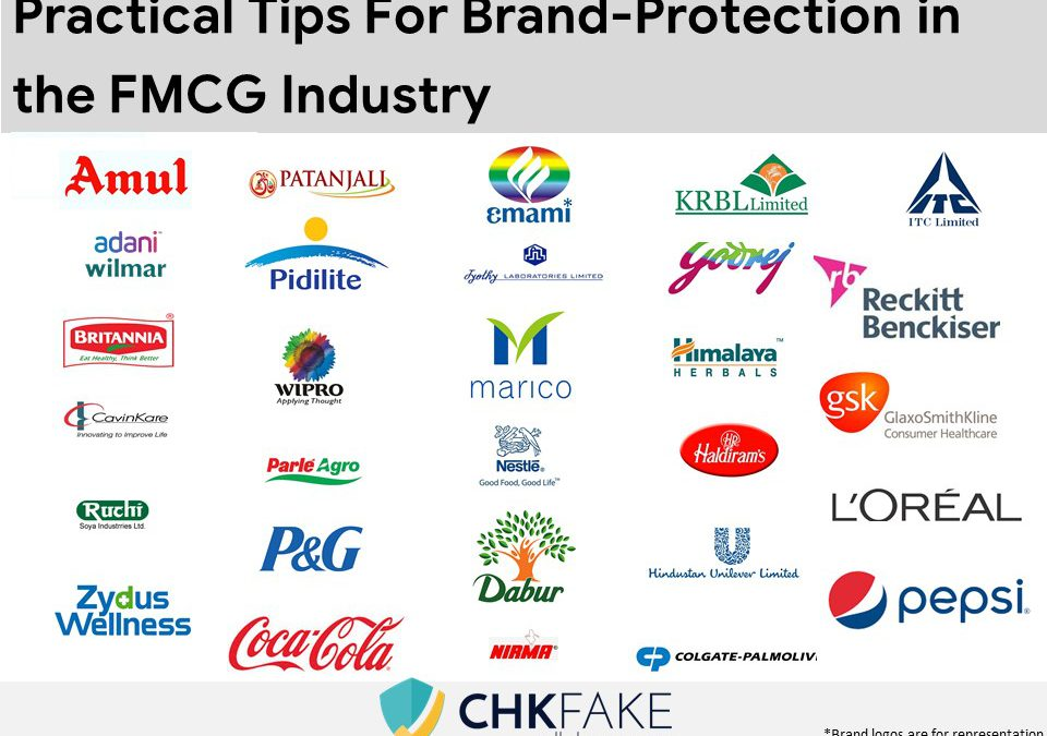 Practical Tips For Brand-Protection In The FMCG Industry